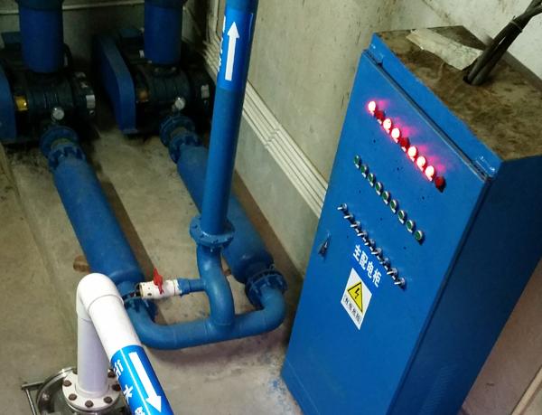 黄石中心医院(普爱院区)污水处理工程