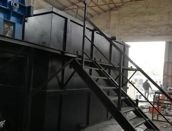 北方华安脱硫废水处理工程