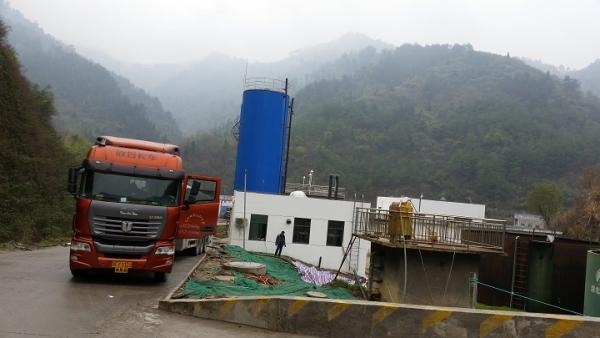 湖北十堰陈西垃圾填埋场污水处理工程