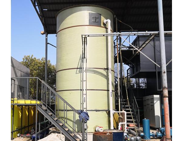 铁碳反应塔